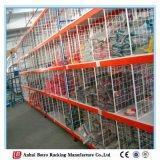 Meios de armazenamento de peso médio Armazenamento de prateleiras