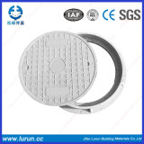 A15 A prova de intempéries SMC Grass Land Park Manhole Cover