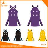 Платье Netball Healong изготовленный на заказ сублимировало износ Netball печати