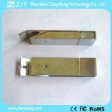 Movimentação forte do flash do USB do abridor de frasco do metal para o presente (ZYF1743)