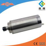 5.5kw ER25 400Hz refrigerado por agua del eje para Piedra