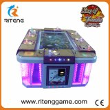 Version anglaise Shooting Fish Games Table Gambling Machine