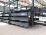 Bâtiment en acier léger pré-habillé / atelier en acier préfabriqué en acier