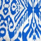 Dernier tissu de robe à rayures rayées