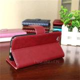 Высокое качество Wallet Flip кожаный чехол для мобильного телефона iPhone 6/ 6s