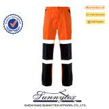 Ciao pantaloni dell'uniforme di sicurezza del carico del Mens della banda di forza