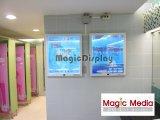 Baño Espejo Mágico Caja de luz LED