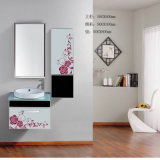 PVC Wall Bathroom Vanity de Demeter de mode avec The Mirror