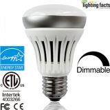 Il doppio strato ha progettato 6.5W Dimmable R20 della lampadina del LED