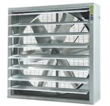 """Case 54 """" effet de serre du ventilateur industriel Les fans d'échappement"""