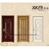 安い価格の内部の木の形成されたドア