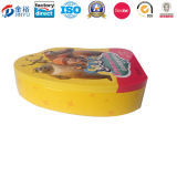 Carton Game Player Shaped Biscuit Tincarton Game Player Shaped Biscuit Tin