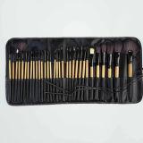 32pcs logotipo impreso cosmética profesional constituyen la herramienta Pincel (77)