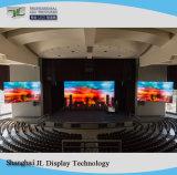P4 pleine couleur de la publicité à l'intérieur d'installation fixe de carte d'affichage à LED