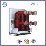 Venta caliente 12kv-1600A 3 fases de alto voltaje Vmd disyuntor de vacío