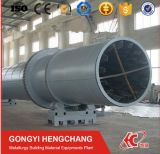 Instalación más sencilla de polvo de cobre rotativa, secador rotativo