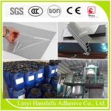 Adhésif de film protégé par produit en aluminium