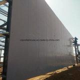 Ангар стальной структуры большой пяди
