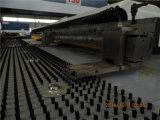 Машина плиты CNC пробивая для листа пунша стального/гидровлического давления пунша башенки для солнечного подогревателя воды