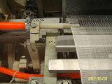 Terminar a linha de produção gaze médica que faz a máquina