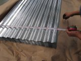 Wellen-Abstand 76 Gi-Zink-überzogenes gewölbtes Dach-Blatt