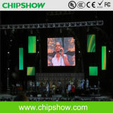 Schermo locativo dell'interno di colore completo LED di Chipshow Marina militare 2.9