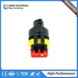 Connettore automatico 1.5mm di Superseal per il faro H4, H11 282087-1