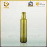In het groot 250ml om de Flessen van de Olijfolie van het Glas van de Vorm (021)