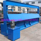 4-6m de la hoja de metal de la máquina de esquila hidráulico