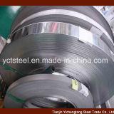 Hoja 0.05m m del acero inoxidable 316L de la cinta 304 del acero inoxidable