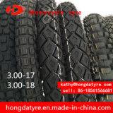 Preiswerte des Preis-Qualitäts-Motorrad-Reifen-/Gummireifen-3.00-18 Motorrad-Teile