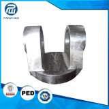 Peças hidráulicas de aço forjadas e fazendo à máquina da precisão SS304, fazer à máquina do OEM