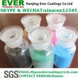 スプレーの砂の質の終わりの効果の粉のコーティングのRal静電気のカラー