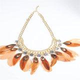 De nieuwe Halsbanden van de Juwelen van de Manier van de Veren van het Punt