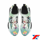 Dropshipping Fabrik kundenspezifische Nmd Schuh-Unisexsublimation-Druck-Turnschuh