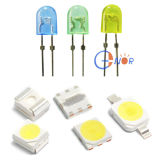 Supperbright 2835/3014/5050/5730 SMD LED en la iluminación del LED