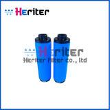 El filtro de aire comprimido DD60