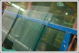 6.38-43.20mmからの防弾薄板にされたガラス