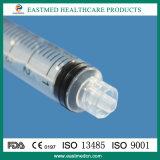 3 - Teile oder 2-Parts Wegwerfspritze, Gebrauch für intramuskulöse Einspritzung