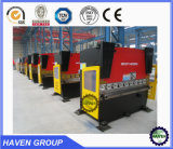 Máquina de dobra hidráulica do tipo do ABRIGO com CE&ISO