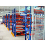 Industrielle justierbare Lager-Speicher-Stahl-Zahnstange
