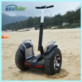Самый новый самокат колеса черноты 2 электрический для взрослого