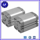 Cylindre pneumatique à simple effet d'air de cylindre des prix pneumatiques temporaires de cylindre de double de la Chine