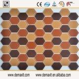 Fondo de cristal de la pared del azulejo del mosaico DIY