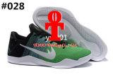 Goccia che spedice formato caldo 7-12 dei pattini di sport di Zk Xi di vendita di alta qualità 2016 bassi poco costosi all'ingrosso delle scarpe da tennis degli uomini Zk11 Xi dei pattini di pallacanestro nuovo