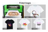 セリウムの綿織物のための公認A3小型のTシャツの印字機