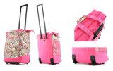 متعدّد عمل تقدّم حمل عجلة حقيبة حامل متحرّك سفر حقيبة