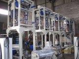 Fangtai sterben einzelnes Schrauben-Doppeltes Hauptplastik-HDPE Film-durchbrennenmaschine 700mm