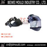Plastikstoß-Schutzkappe mit Gesichts-Schild-Masken-Form