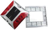 Solar-LED-Straßen-Seiten-Stift-Licht der zwei Seiten-Beleuchtung